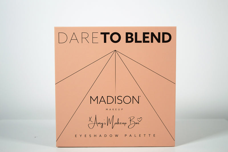 Madison Makeup Dare To Blend Palette
