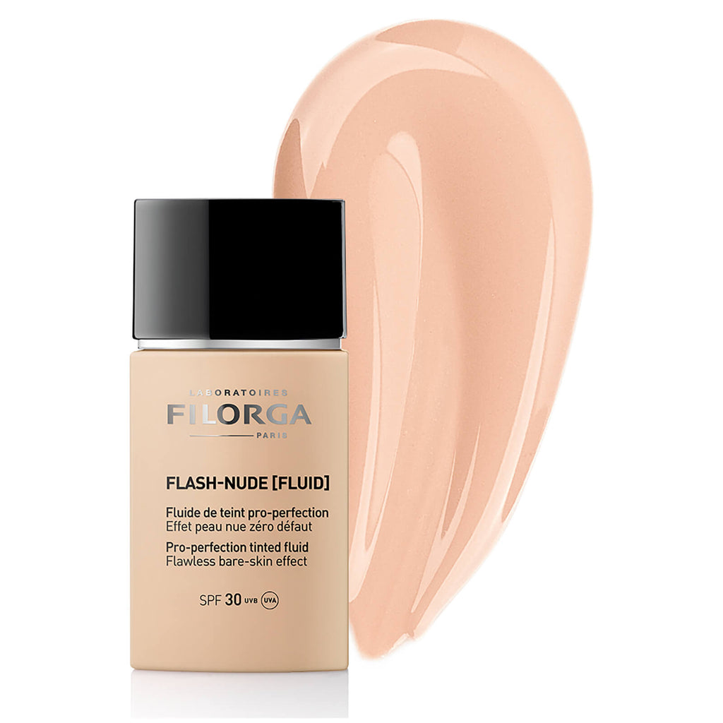 Filorga Flash Nude Fluid Foundation 30ml (Medium Light Beige)Cosmetics Online IE