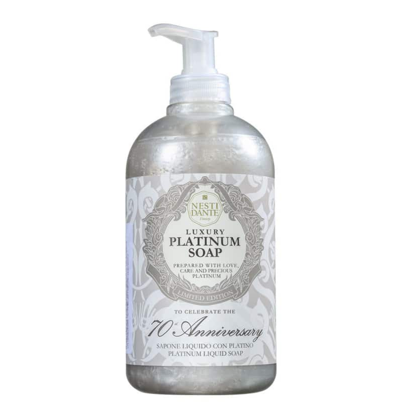 NESTI DANTE Luxury Platinum Soap Hand & Body Wash - 500ml Pump BottleCosmetics Online IE