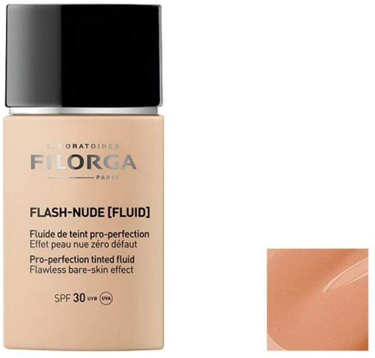 FILORGA Flash Nude Fluid SPF30 (02 Nude Gold)Cosmetics Online IE