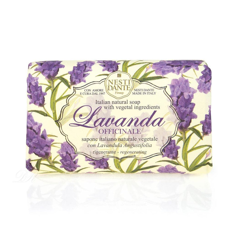 Nesti Dante Lavanda- OFFICINALE Soap Bar 150gmCosmetics Online IE