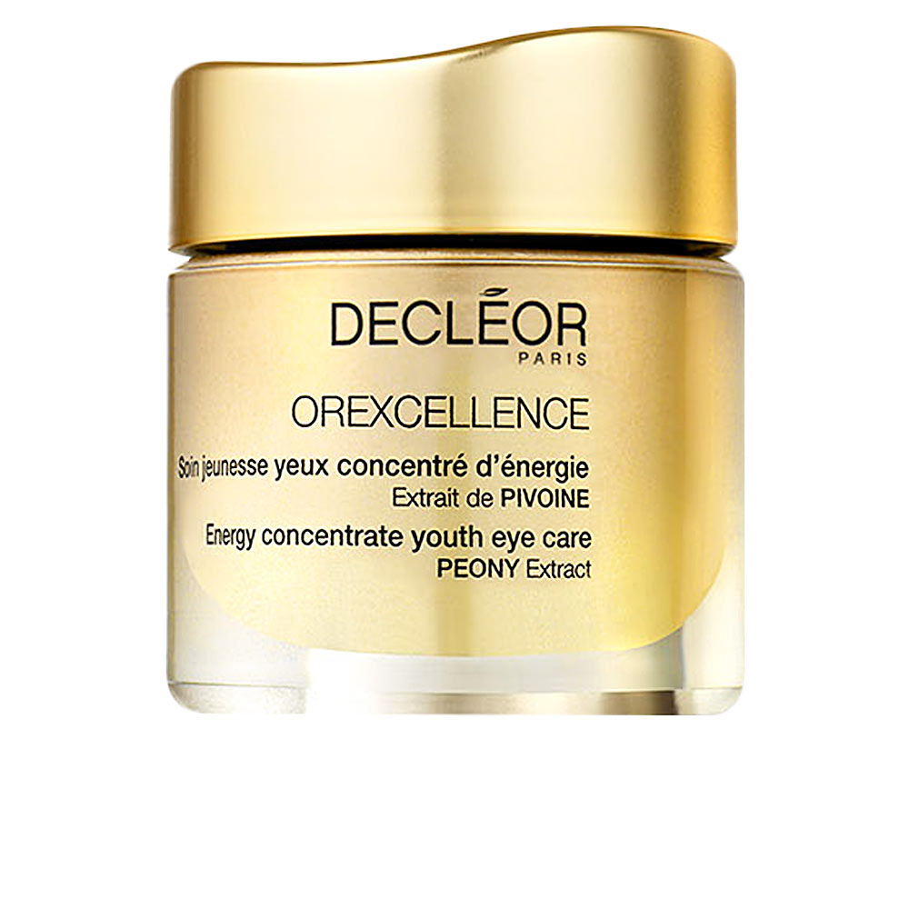 Decleor Orexcellence Energy Concentrate Youth Eye Care 15mlCosmetics Online IE