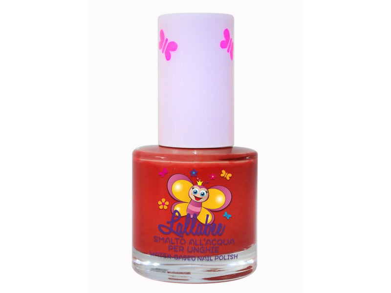 LALLABEE -Childrens Water-based nail polish 104 Regina RedCosmetics Online IE