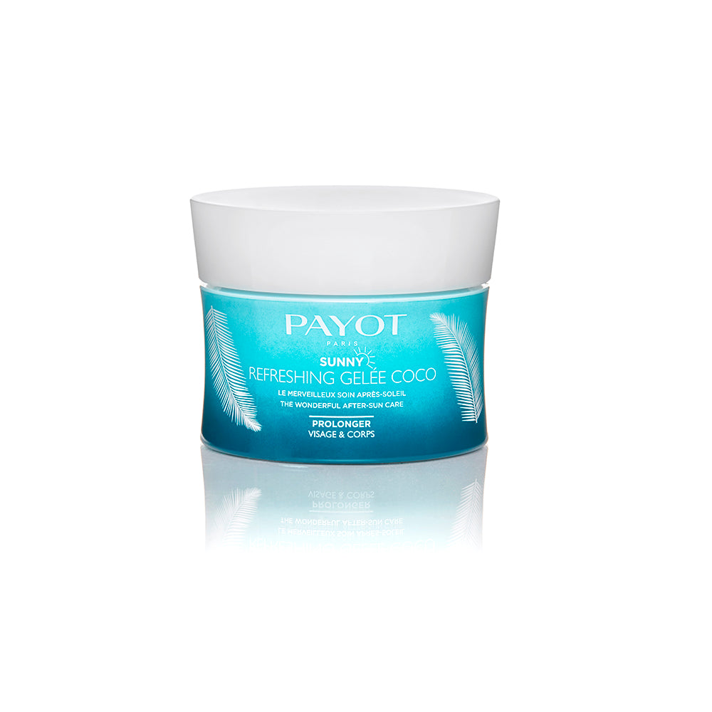 Payot Sunny Refreshing Gelée Coco – Face and Body