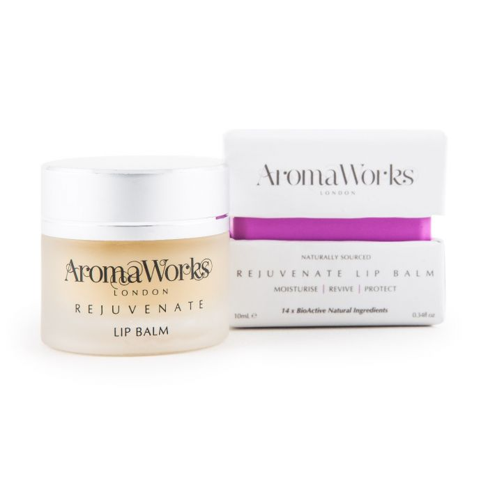 AromaWorks Rejuvenating Natural Lip Balm