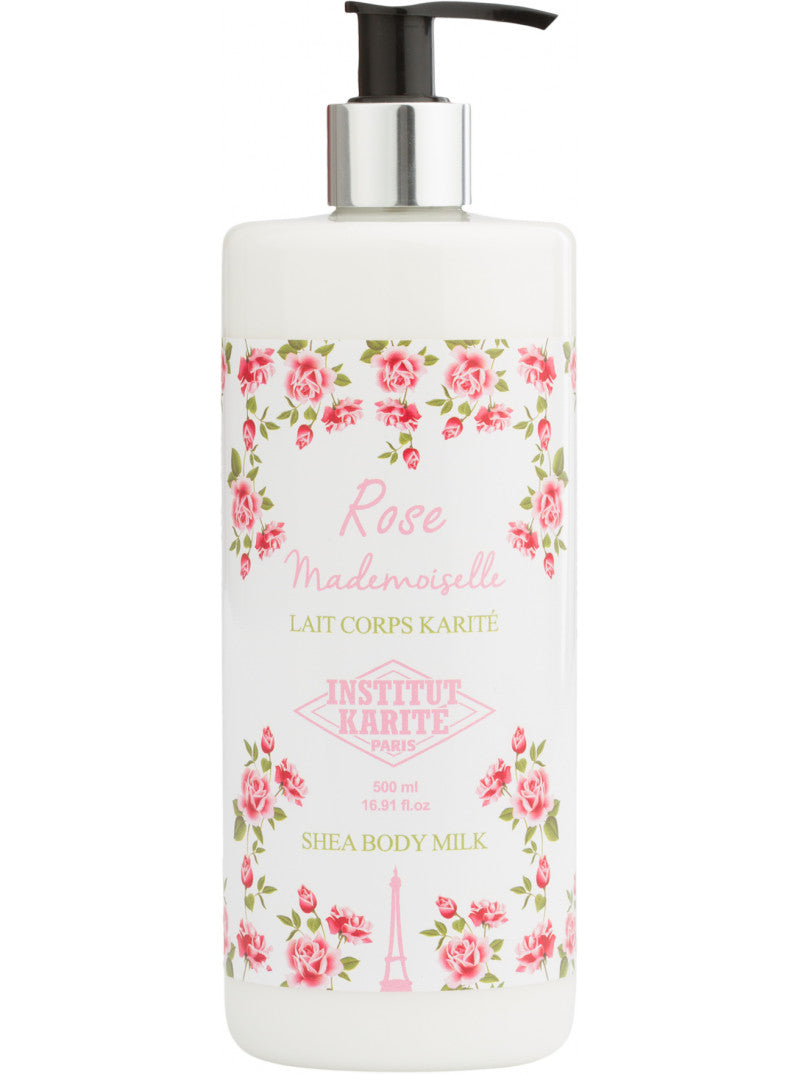 Institut Karité Paris Shea Body Milk Rose Mademoiselle - 70% OFFCosmetics Online IE