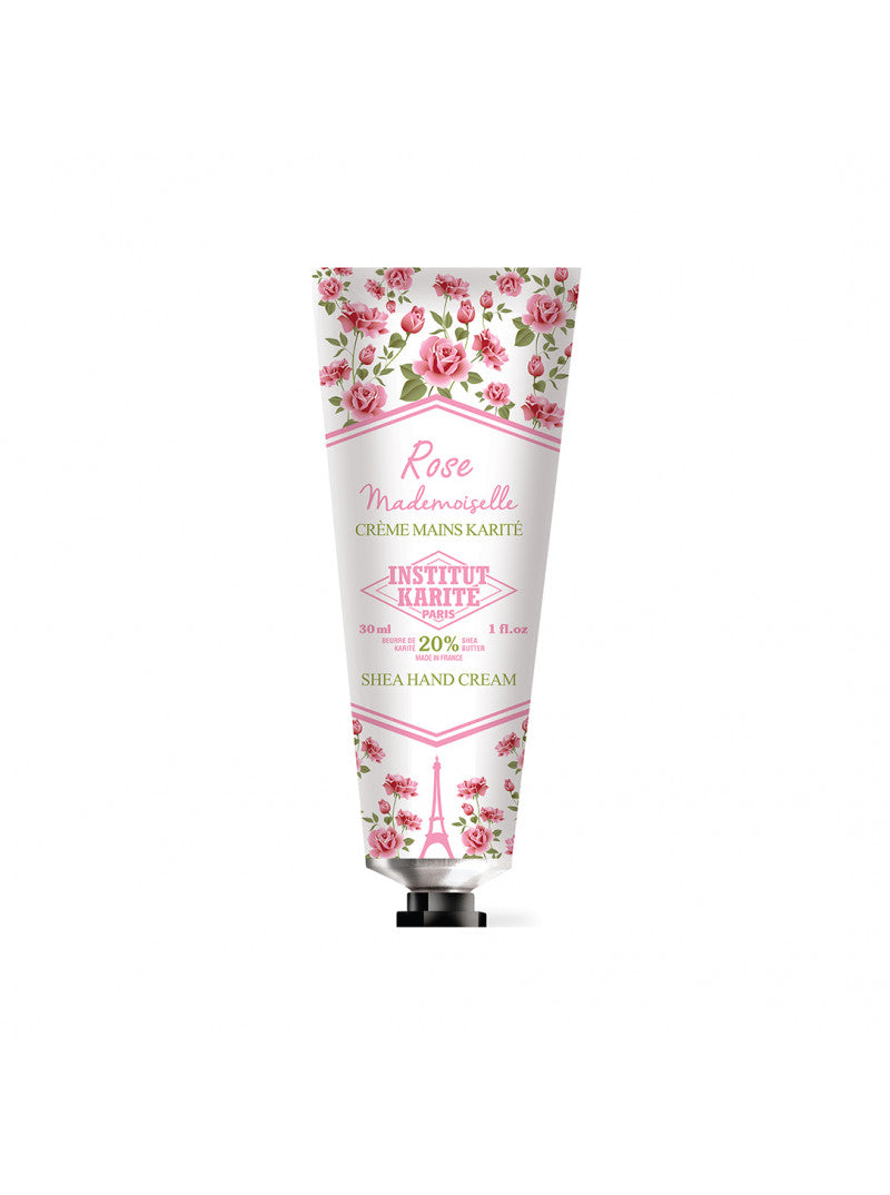 Institut Karité Paris Rose Mademoiselle Shea Hand Cream - 70% OFF