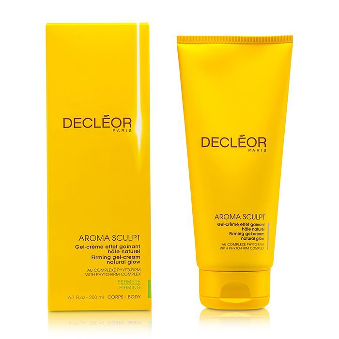 Decleor Perfect Sculpt - Firming Gel Cream Natural Glow 200mlCosmetics Online IE