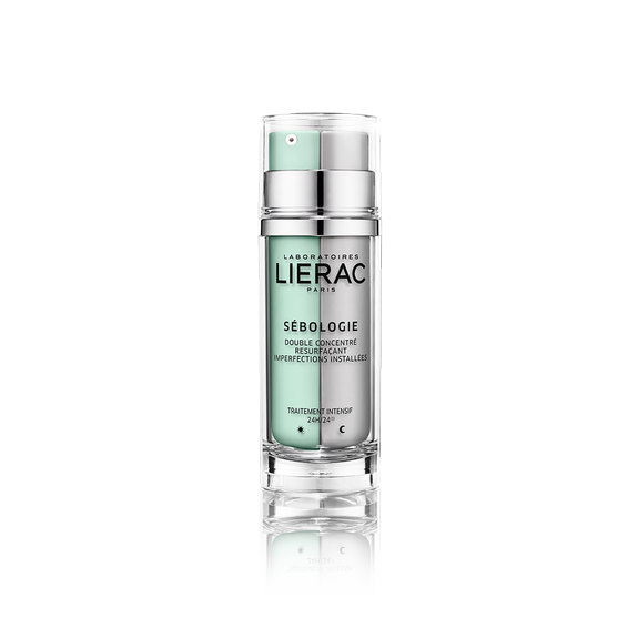 LIERAC SEBOLOGIE -PERSISTENT IMPERFECTIONS RESURFACING DOUBLE CONCENTRATECosmetics Online IE