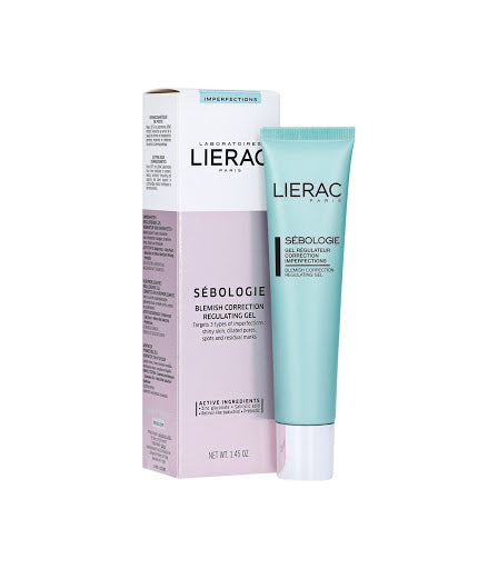 LIERAC SÉBOLOGIE- BLEMISH CORRECTION REGULATING GEL 40MLCosmetics Online IE