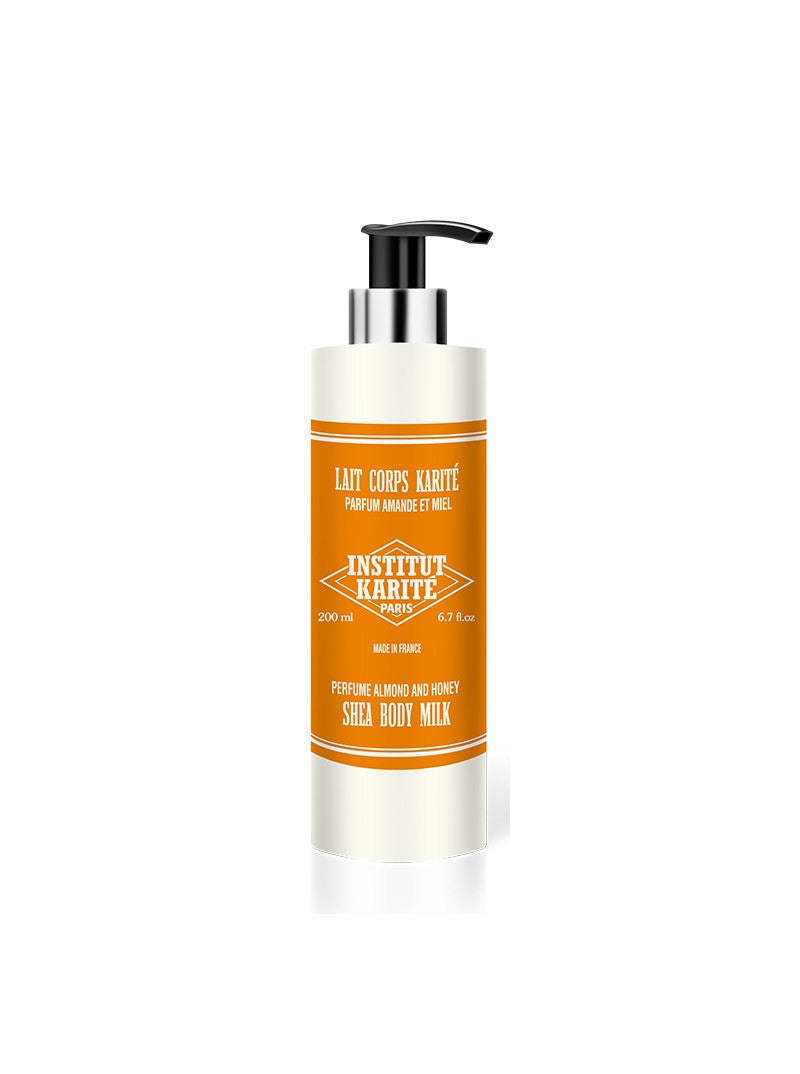 Institut Karité Paris Shea Body Milk Almond and Honey - 70% OFFCosmetics Online IE