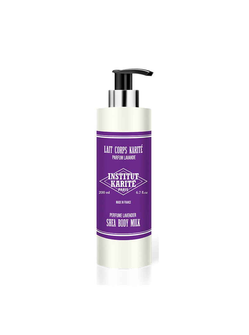 Institut Karité Paris Shea Body Milk Lavender - 70% OFFCosmetics Online IE