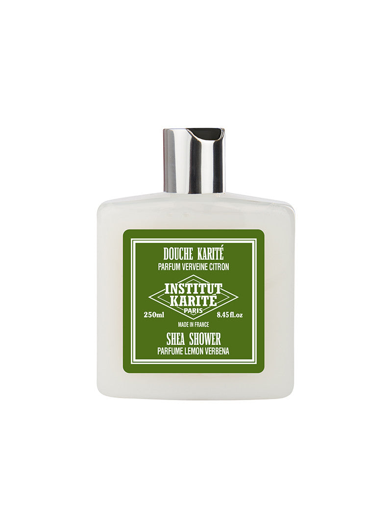 Institut Karité Paris Shea Shower Gel Lemon Verbena - 70% OFFCosmetics Online IE