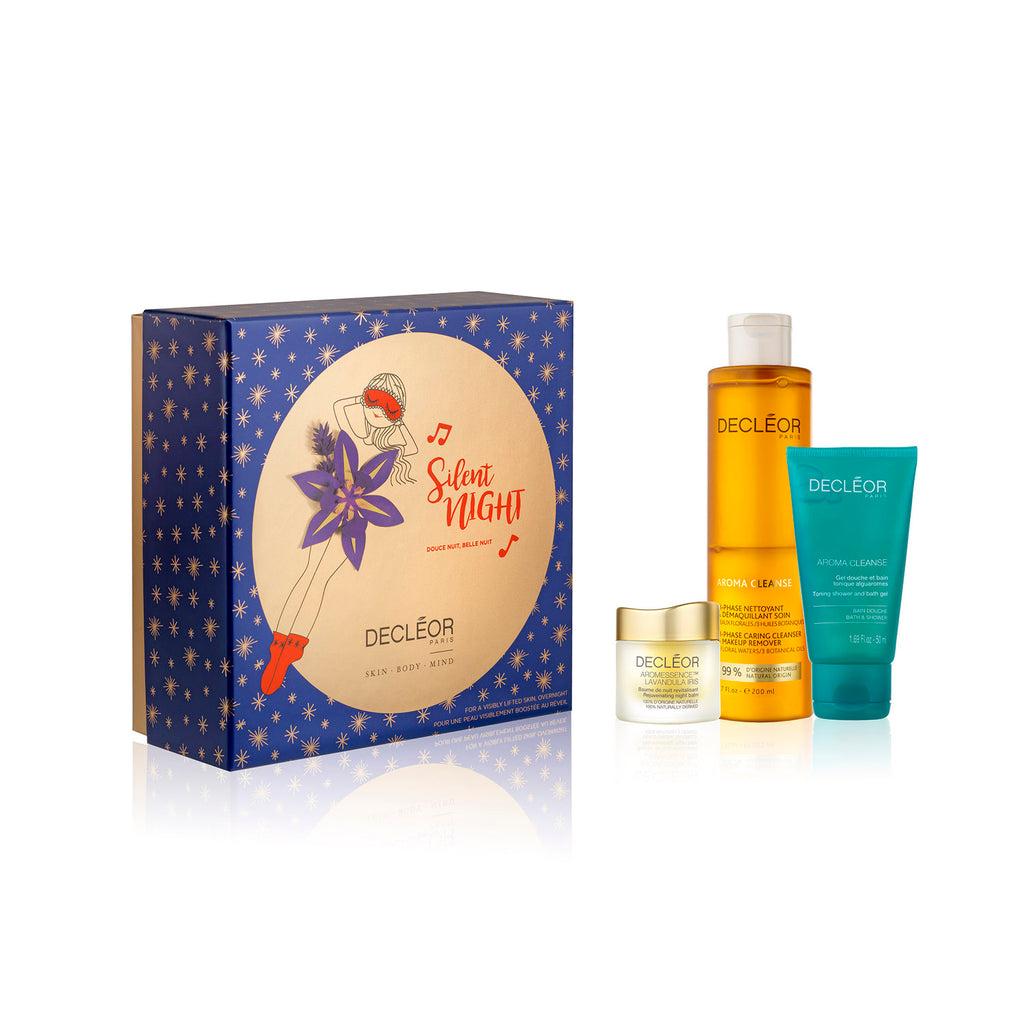 DECLÉOR Silent Night - Night-Time Routine Gift Set - cosmetics-online
