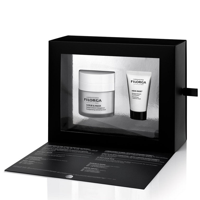 FILORGA SUPER CLEAN KIT ( SCRUB & MASK)Cosmetics Online IE
