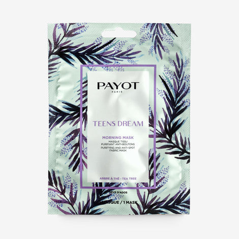"Payot Morning ""Teen Dream"" Sheet Mask 1pcCosmetics Online IE"