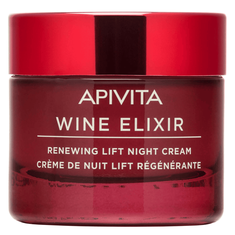 Wine Elixir Night Cream Additionally minimizes imperfections (mild exfoliating action) - 50mlCosmetics Online IE