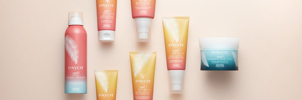 PAYOT Sunny - The New PAYOT Sun Care Products