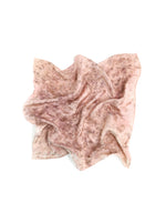 Claudette | Botanically Dyed Silk Tarot Scarf