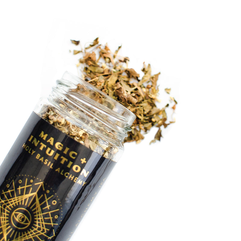 Holy Basil Alchemy Organic Tea