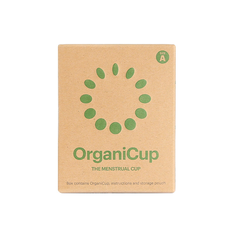 NEW! OrganiCup Menstrual Cup