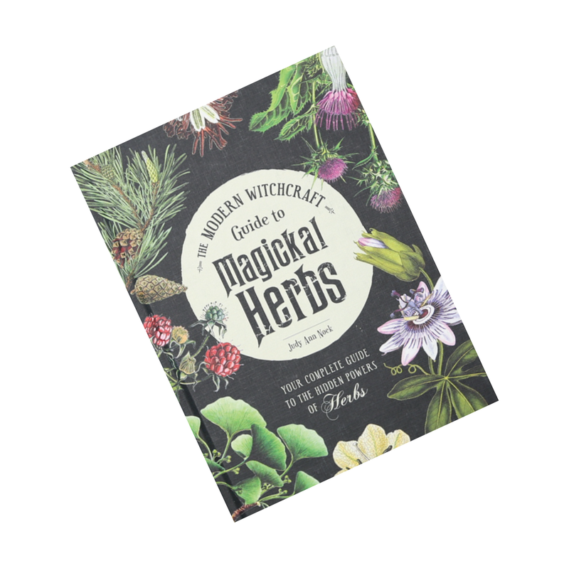 The Modern Witchcraft Guide to Magical Herbs