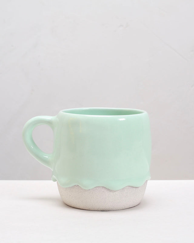 X Belly Mug by Drippy Pots