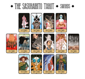 The Sasuraibito Tarot