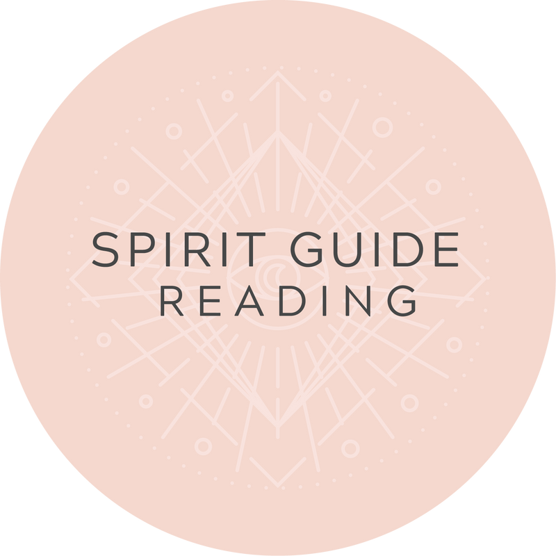 Spirit Guide Reading