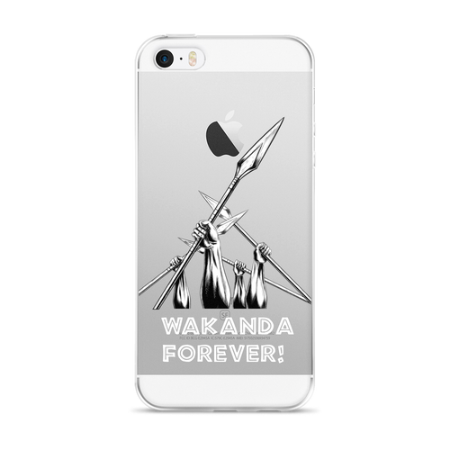 Wakanda Forever (iPhone Case)