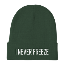 Never Freeze (Beanie)
