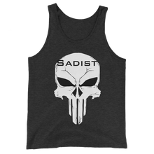 Sadist (Punisher Unisex Tank Top)