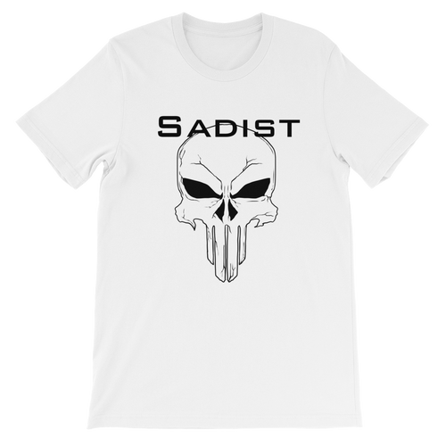 Sadist (Punisher Unisex Tee)
