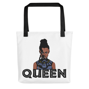 Queen Shuri (Tote bag)