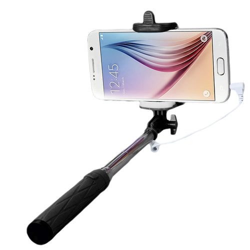 2017 New Arrival Selfie Monopod Fashion  Extendable Handheld Self-Pole Tripod Monopod Stick For Smartphone