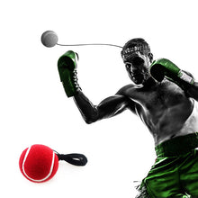 Boxing Equipment Fight baseball Boxing Training Accessories lomachenko Speed Ball Muay Thai Trainer Quick Response Ball Punching