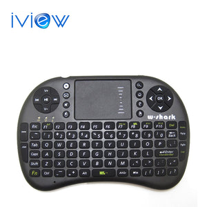 2016 latest mini keyboard Mini i8 Wireless Bluetooth 2.4G Keyboard with Touchpad for PC Pad Google Andriod TV