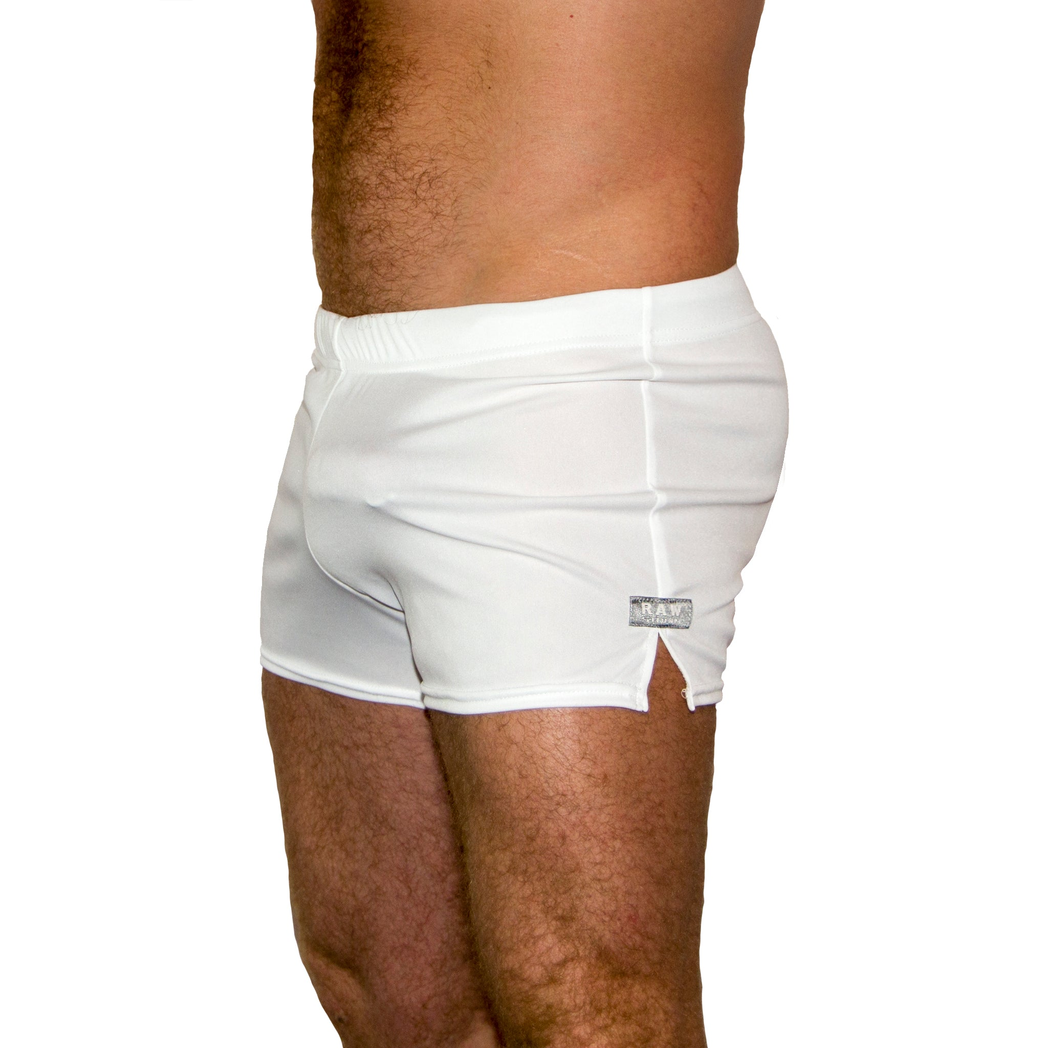 BOXER SHORTS WHITE