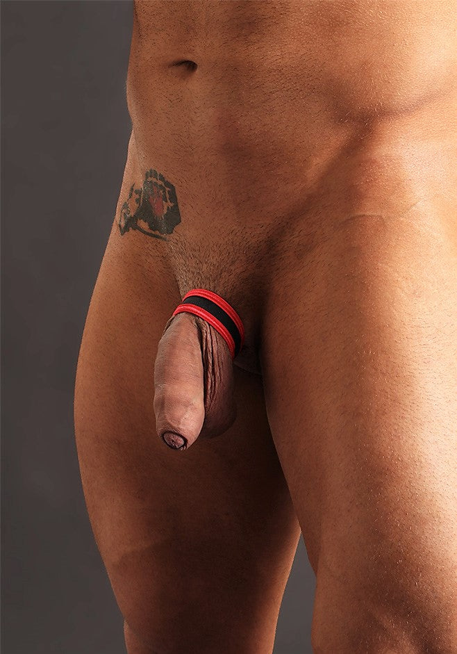 ELASTIC C-RING RED