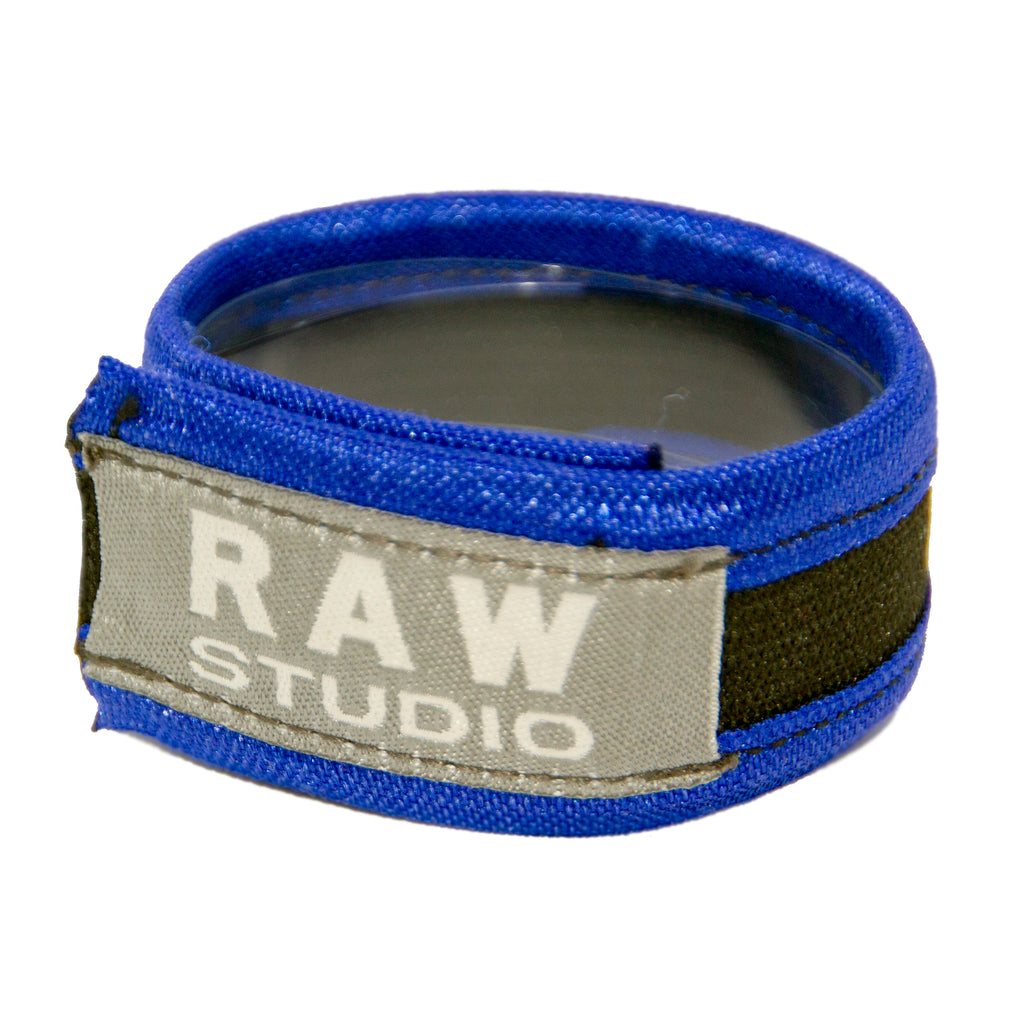 ELASTIC COCKRING BLUE