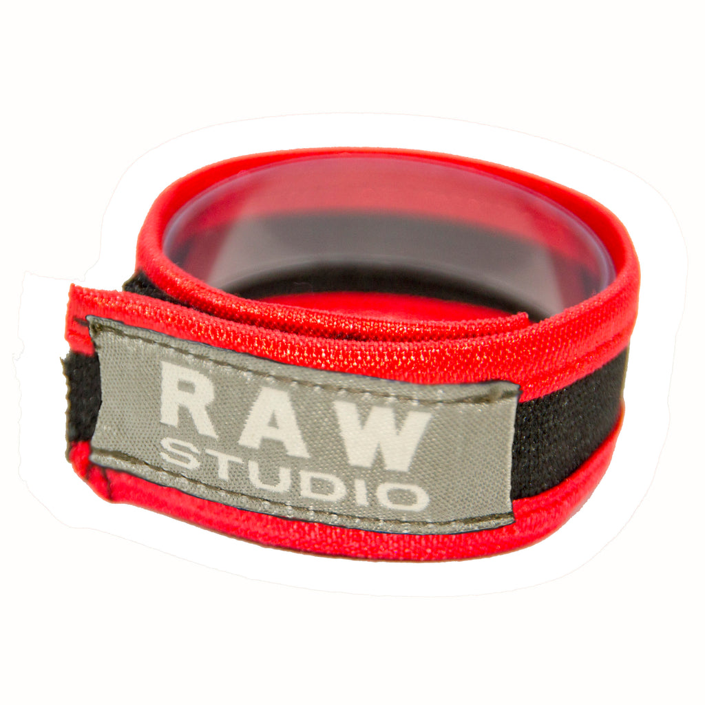ELASTIC COCKRING RED