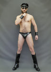 Maneuver Full Cut Jock Leatherette