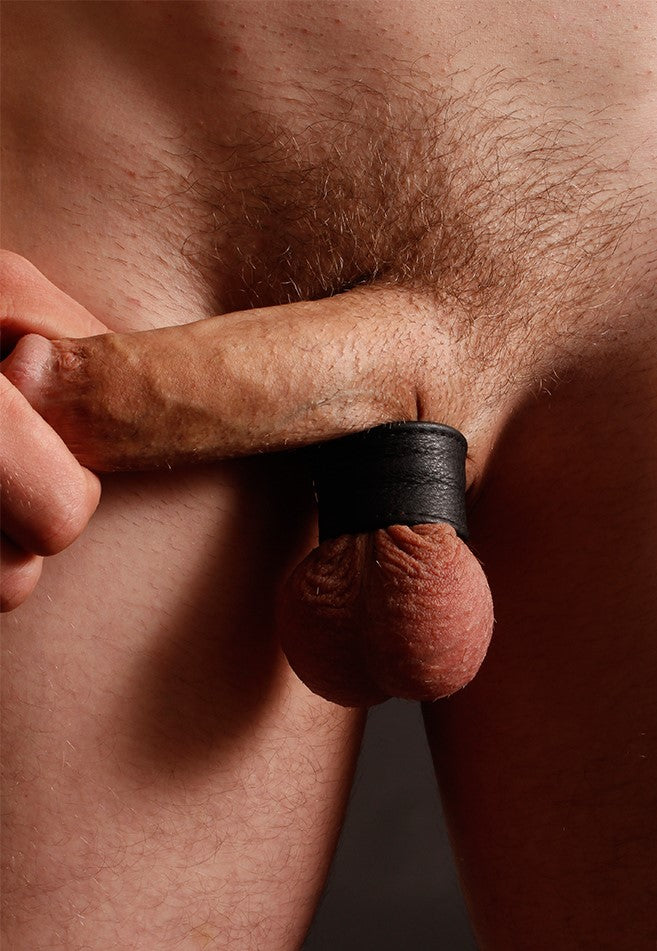 LEATHER BALL TUG 1, 1/4""
