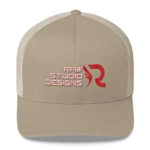 RAWSTUDIODESIGNS Trucker
