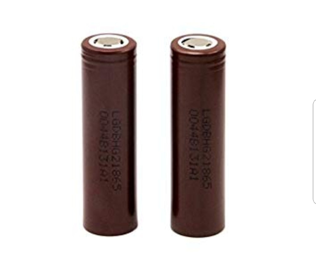 LG HG2 Batteries - Blondies Vape Shop