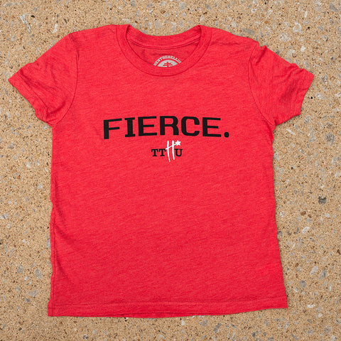 Kids Fierce Vintage Tee