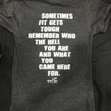 Fit Gets Tough Tee