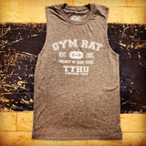 Gym Rat Muscle Tee