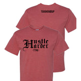 Hustle Harder Vintage Tee