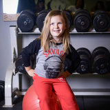 Kids Savage Raglan
